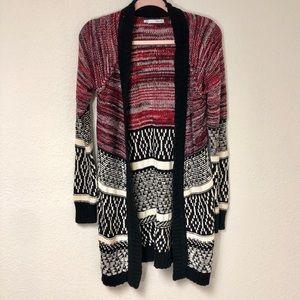 Maurice's Large Sweater Cardigan EUC